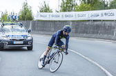 The Cyclist Jon Izagirre Insausti - Tour de France 2014 — Stock Photo