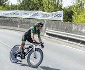 Les cyclistes cyril gautier - tour de france 2014 — Photo