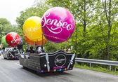 Senseo Vehicles - Tour de France 2014 — Stock Photo