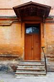 Vieilles portes minables — Photo