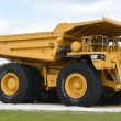 Large haul truck — Stock Photo #53030589