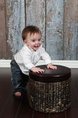 Portrét chlapce — Stock fotografie