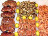 Seafood — Stock Photo