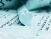 Hjärtat — Stockfoto