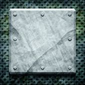 Metal construction background — Stock Photo