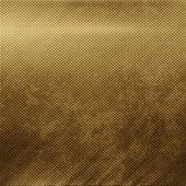 Gold metal grid — Stock Photo