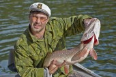 Pescador — Foto de Stock