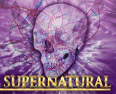 Supernatural Abstract concept digital illustration — Stock Photo