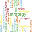 Strategy multilanguage wordcloud background concept — Stock Photo #79101774