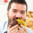 Hungry Like A Wolf — Stock Photo #60271285