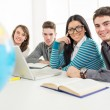 Students Learning — Stock Photo #67241089