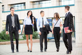 Group Of Young Business People — Stock Photo