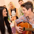 Let Me Sing A Chanson — Stock Photo #74037245