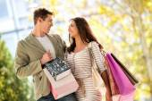 We Love Shopping — Stock Photo