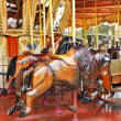 Horses on carnival. — Stock Photo #55694859