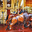 Horses on carnival. — Stock Photo #55698089