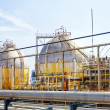 Big oil Refinery factory. — Stock Photo #55698513