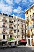 Cityscape of Valencia — Stock Photo