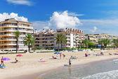 Coast in Segur De Calafel — Stock Photo