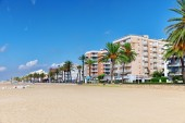 Coast in Spain — Stock Photo