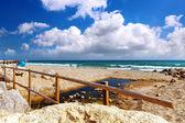 Beach in Spain. — Stock Photo