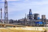 Big oil Refinery factory. — Stock Photo