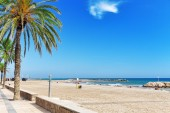 Seafront in Spain — Stock Photo