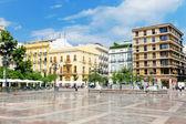 Square of Saint Mary's — Stock Photo