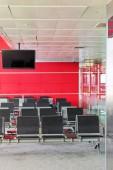 İç modern Havaalanı — Stok fotoğraf