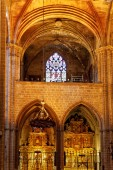 Inside Cathedral — Stock Photo