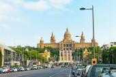 National Art Museum of Catalonia — Stock Photo