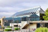 Palacio de Congresos in Barcelona — Stock Photo