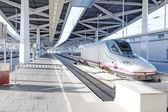Modern high speed train — Stock fotografie