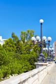 Cityscape of beautiful Valencia — Stock Photo