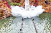 Tutuki Splash amusement — Stock Photo