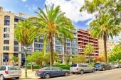 Paesaggio urbano di bella Valencia — Foto Stock