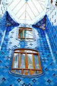 Interior of Gaudi's Casa Batlo — Stock Photo