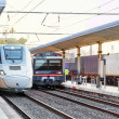 Modern high speed train — Stock Photo #63476767