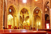 Temple of the Sacred Heart interior — Stock Photo