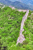 "Great Wall of China, section ""Mitianyu"". — Stock Photo"