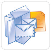 Letters in the mailbox — Stock Vector