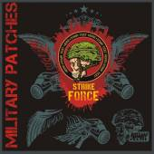 Special forces patch set - stock vector. — Stock Vector