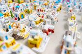 Little Modells In A Greek Shop In Santorini, Greece — Stock Photo
