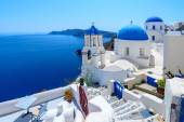 Oia, Santorini, Greece — Stock Photo