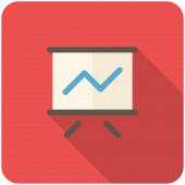 Ranking icon — Stock Vector