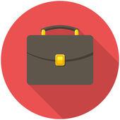 Briefcase icon — Stock Vector