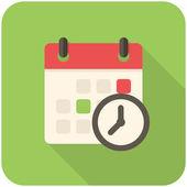 Meeting Deadlines icon — Stock Vector