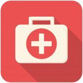 Medical box — Stock Vector