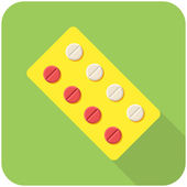 Tablets icon — Stock Vector