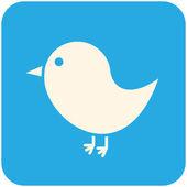 Robin icon — Vector de stock